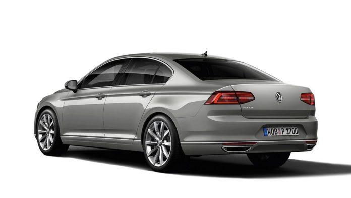 8. Generation VW Passat