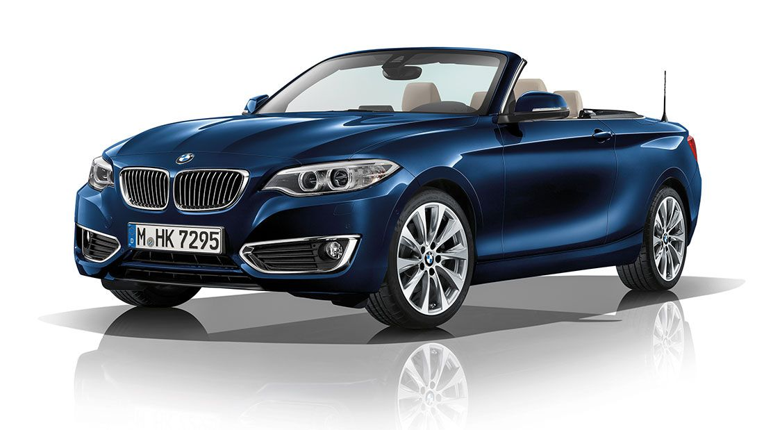 Bmw 2er cabrio top magazin frankfurt for Bmw living style