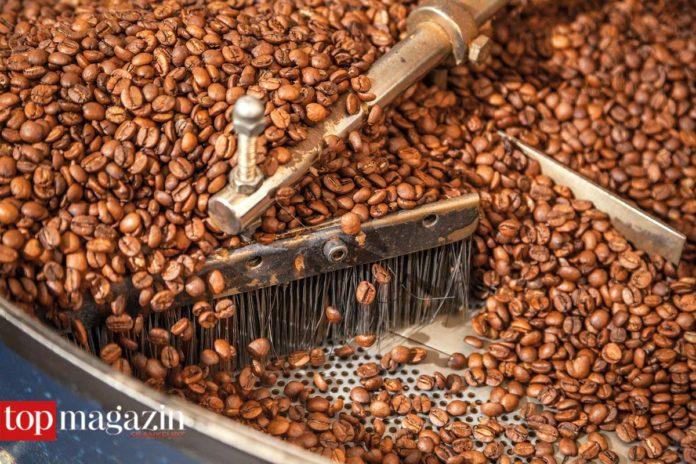 Die Terroir-Kaffees werden bei Hoppenworth & Ploch frisch geröstet.