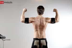 Laut EMS-Befürwortern kann EMS schnell und effektiv zu einem durchtrainierten Körper verhelfen.