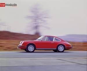 Nicht nur bei den Elfer-Fans gilt der Porsche 911 in seiner kühlen Linienführung als Kunstwerk.