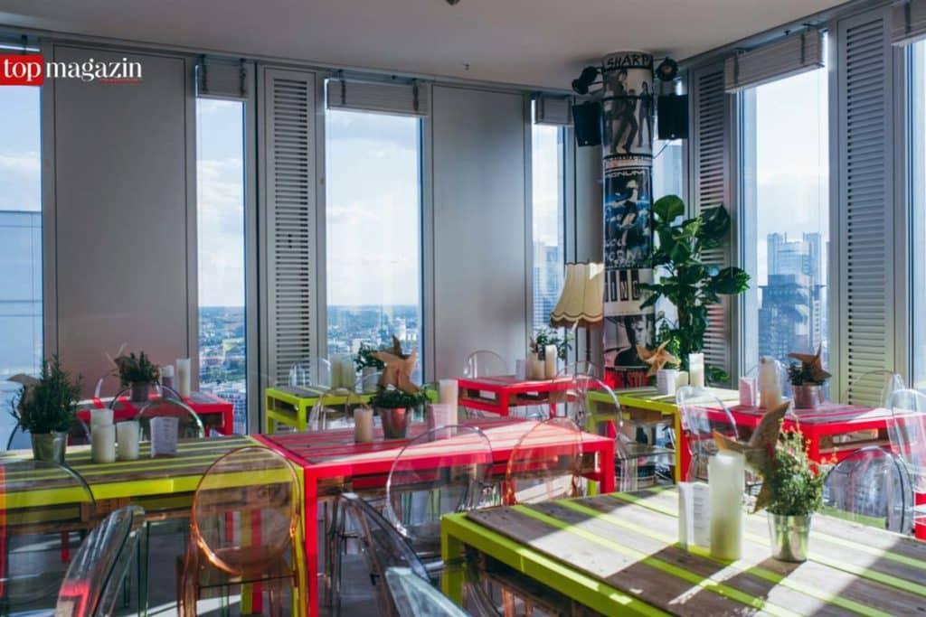 Pret a Diner Frankfurt 2015