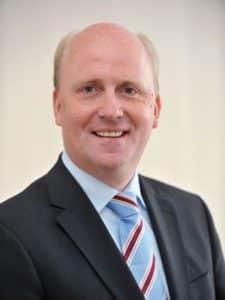 Bürgermeister und Stadtkämmerer Uwe Becker