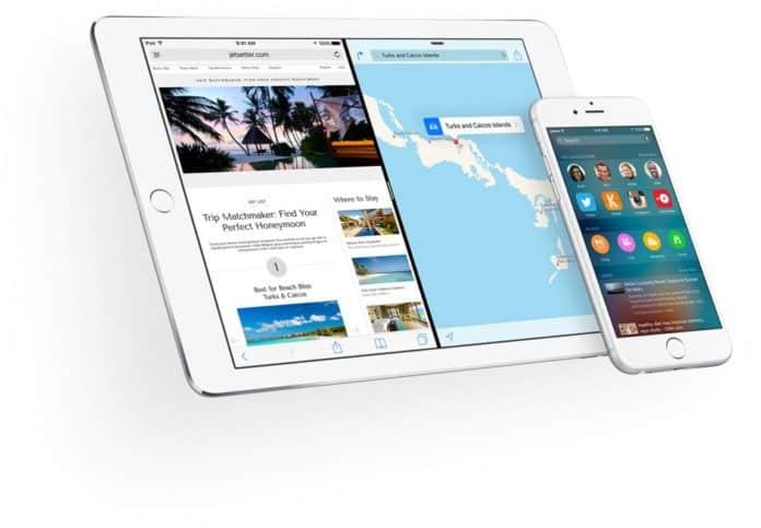 iOS 9 bringt für viele Apple-Geräte einen Menge an Neuerungen.