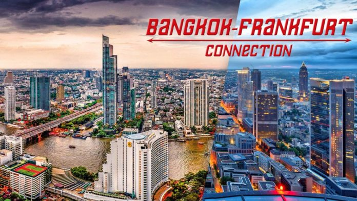 Bangkok-Frankfurt-Connection