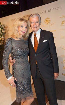 Barbara und Uwe Meier-Andreae (Kamei) unterstützen Vita e.V. seit vielen Jahren.