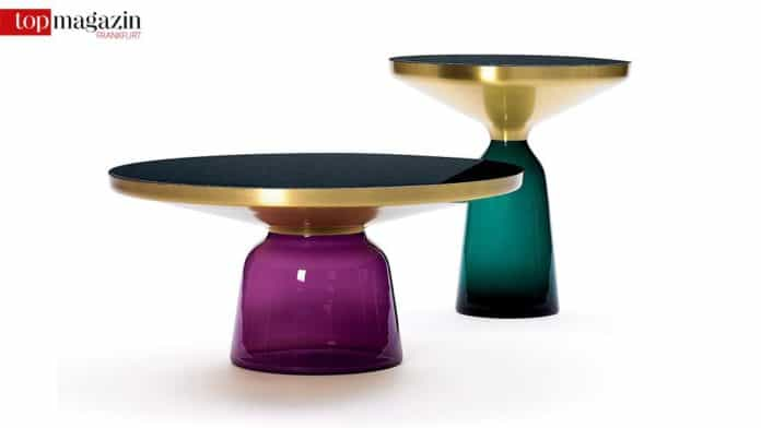 Bell Table by Sebastian Herkner