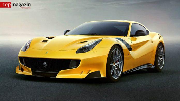 Der neue Ferrari F12 TDF