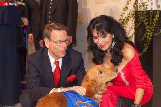 Dunja Rajter mit Ehemann Michael Eichler
