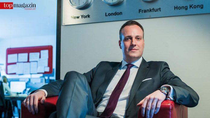 Götz Posner, Geschäftsführer des Online-Brokers XTB