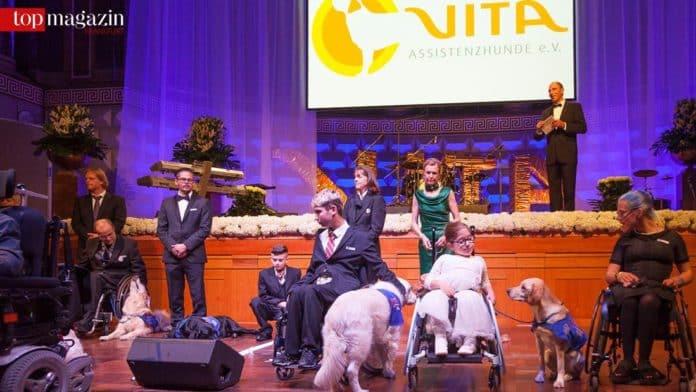 Große Bühne für die Vita Charity Gala 2015