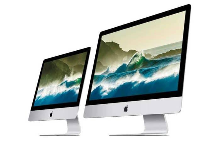 Neue iMacs 2015 - 21,5 Zoll mit 4K, 27 Zoll mit 5K