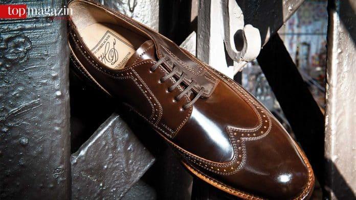 Schuhe von Heinrich Dinkelacker
