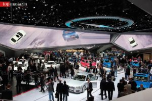 Der Audi-Pavillon