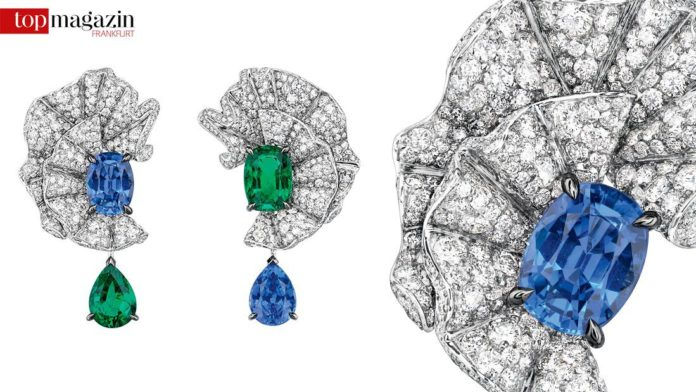 Earrings by Dior Jewelry