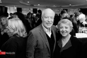 'Mutter Beimer' Marie-Luise Marjan mit Serienmann Bill Mockridge