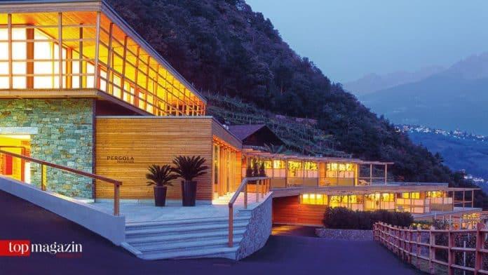 Die Pergola Residence in Südtirol