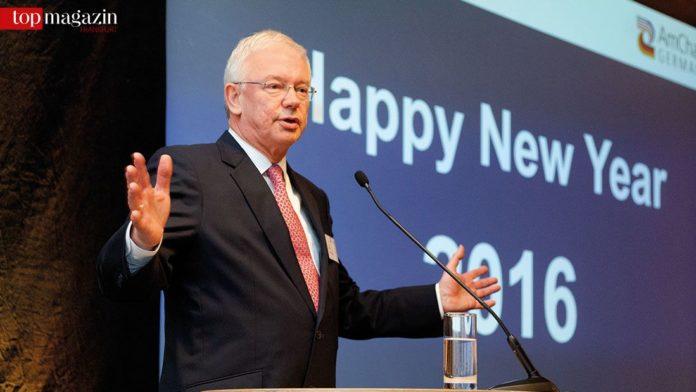 Ministerpräsident a.D. Roland Koch