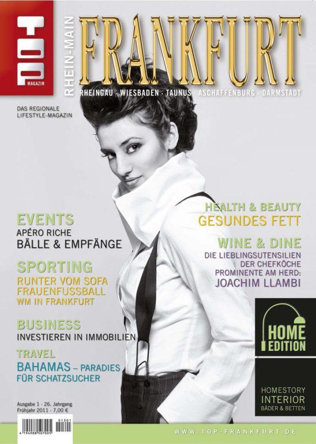 Top Magazin Ausgabe Frühjahr 2011