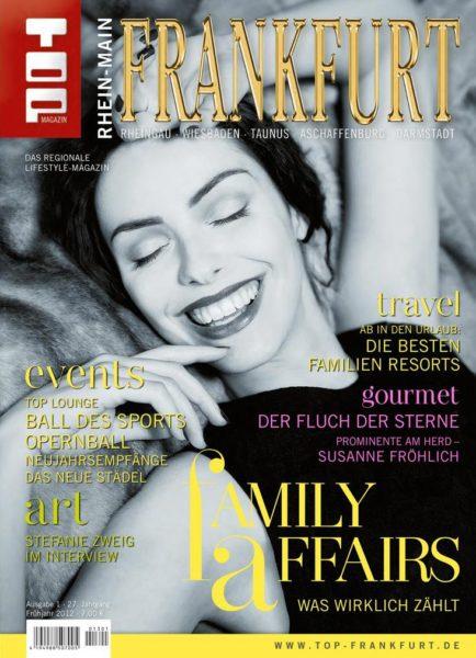 Top Magazin Ausgabe Frühjahr 2012