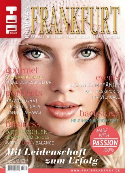 Top Magazin Ausgabe Frühjahr 2013
