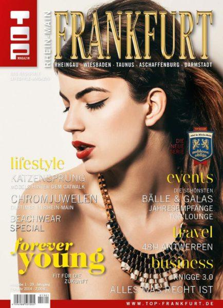 Top Magazin Ausgabe Frühjahr 2014