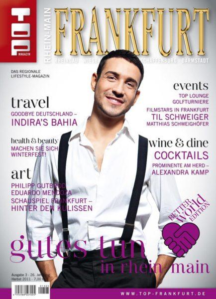 Top Magazin Ausgabe Herbst 2011