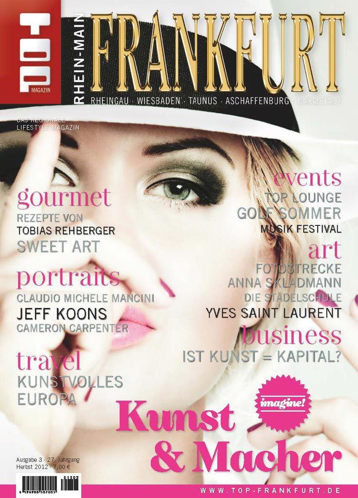 Top Magazin Ausgabe Herbst 2012