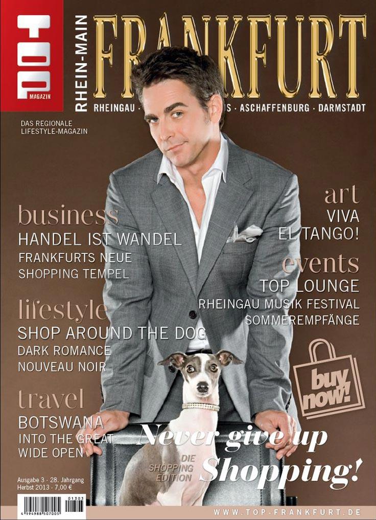 Top Magazin Ausgabe Herbst 2013