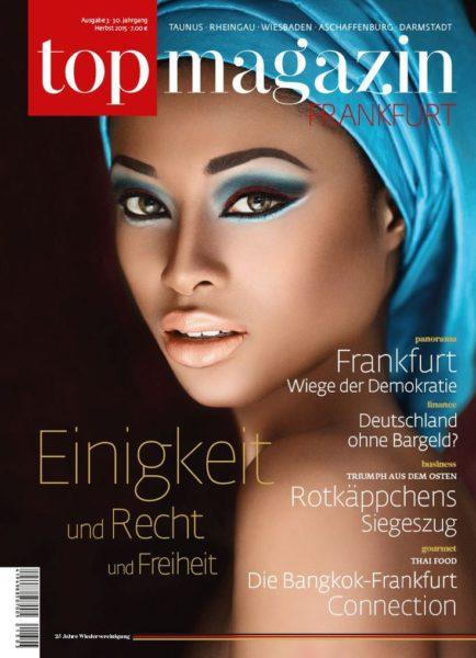 Top Magazin Ausgabe Herbst 2015