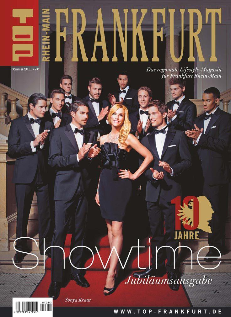 Top Magazin Ausgabe Sommer 2011