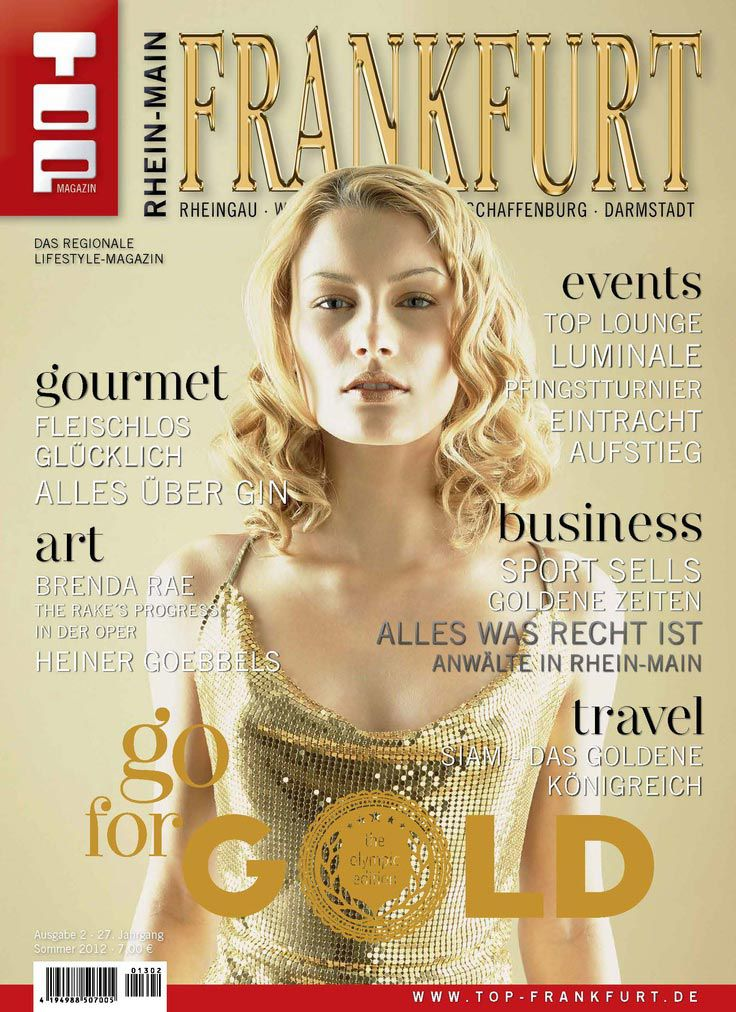 Top Magazin Ausgabe Sommer 2012