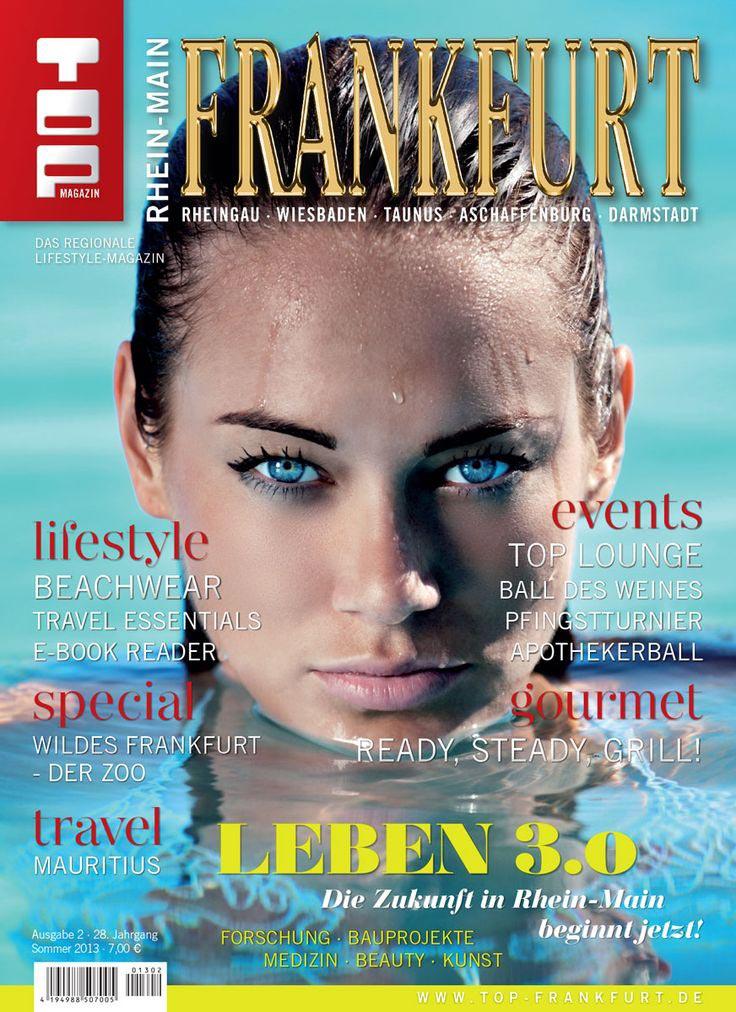 Top Magazin Ausgabe Sommer 2013