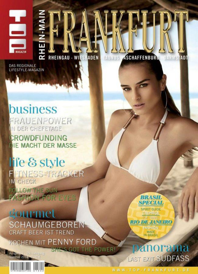 Top Magazin Ausgabe Sommer 2014