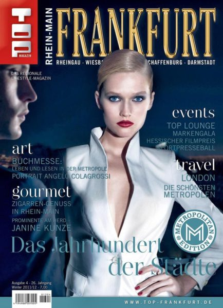 Top Magazin Ausgabe Winter 2011