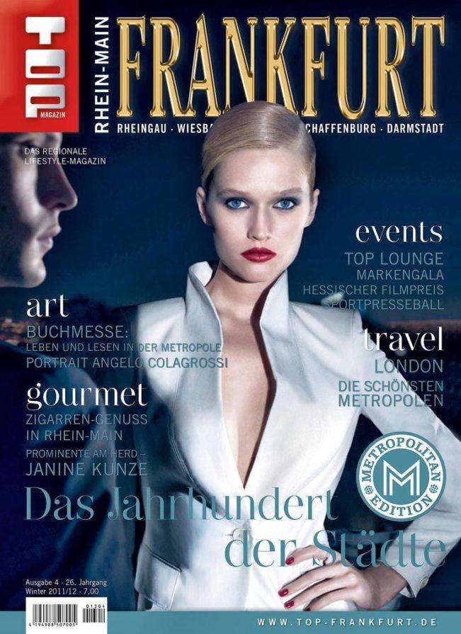 Top Magazin Ausgabe Winter 2011