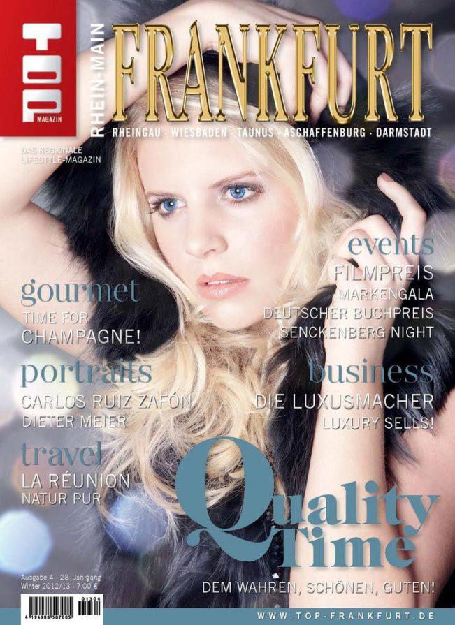 Top Magazin Ausgabe Winter 2012