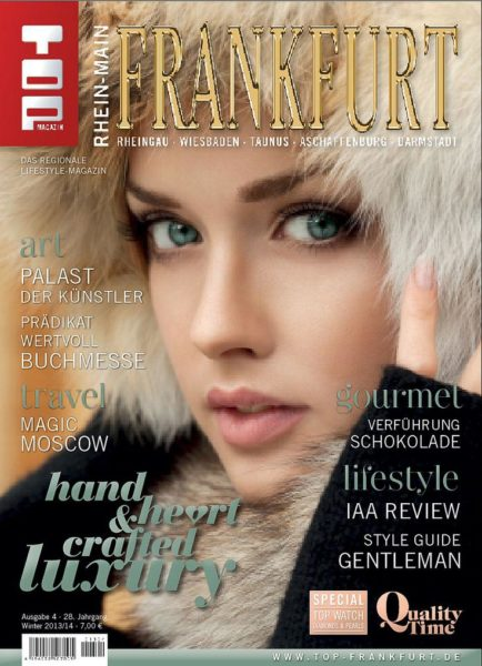 Top Magazin Ausgabe Winter 2013