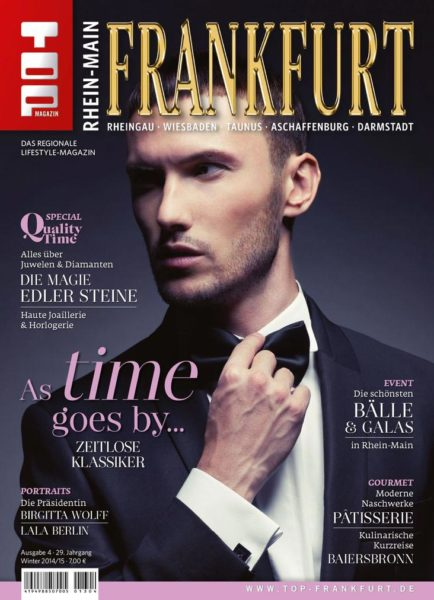 Top Magazin Ausgabe Winter 2014