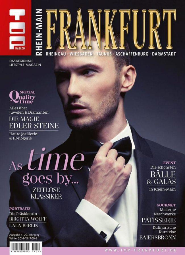 Top Magazin Ausgabe Winter 2014