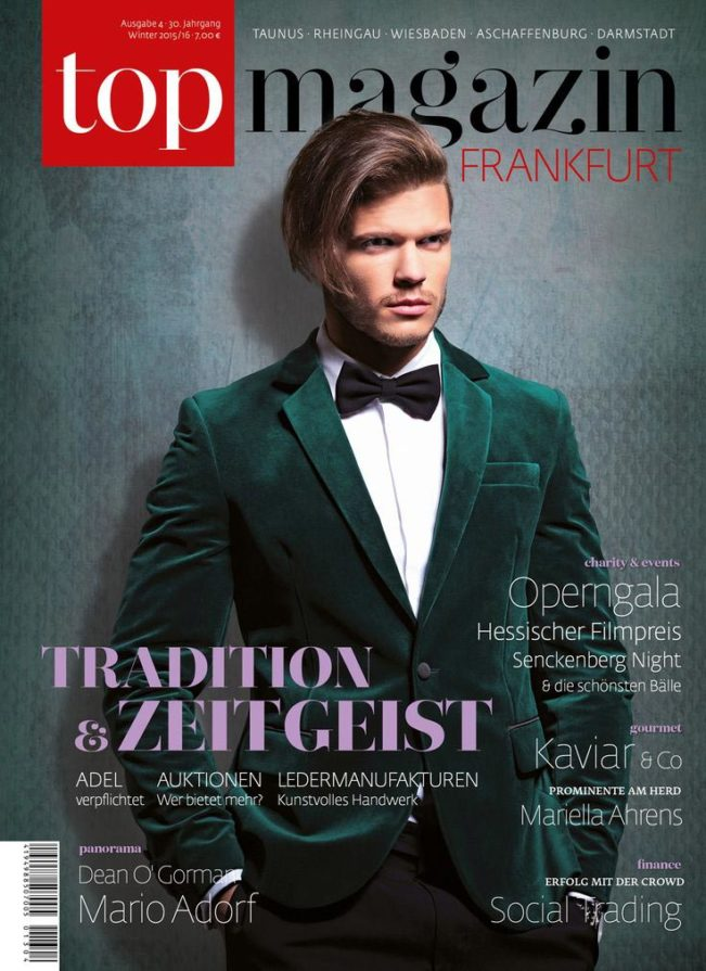 Top Magazin Ausgabe Winter 2015