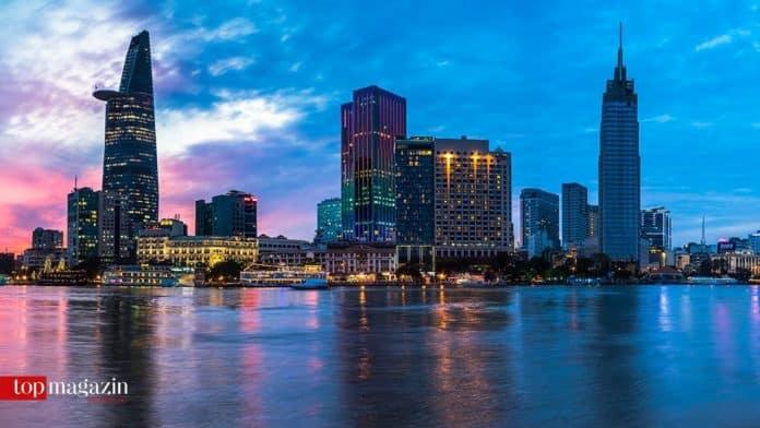 Das Reverie am Saigon River