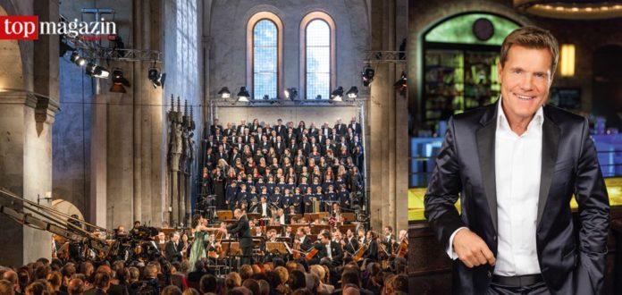 Dieter Bohlen kommt ins Kloster Eberbach