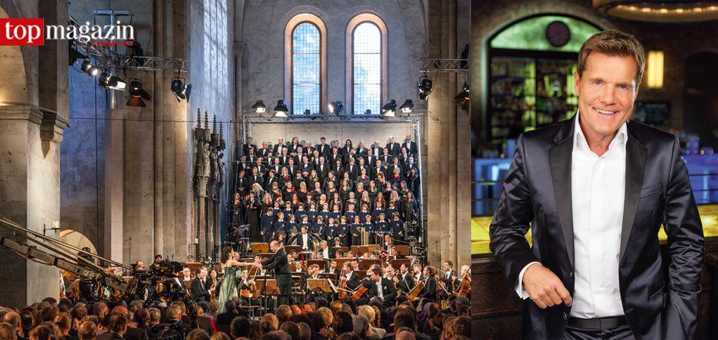 """Dieter Bohlen und """"DSDS""""-Finale im Kloster Eberbach"""