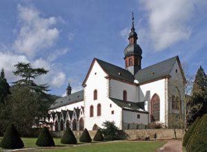 In der Basilika von Kloster Eberbach findet das DSDS-Finale statt