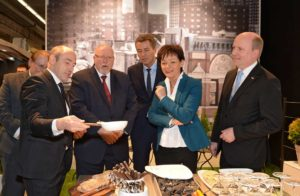 Ministerrundgang Ambiente 2015 - (Messe Frankfurt Exhibition GmbH - Sutera)