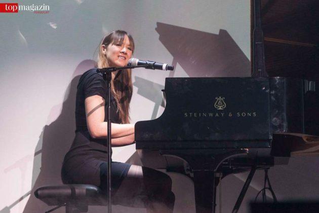 Sophie Hunger performt ihren Song Queen Drifter.