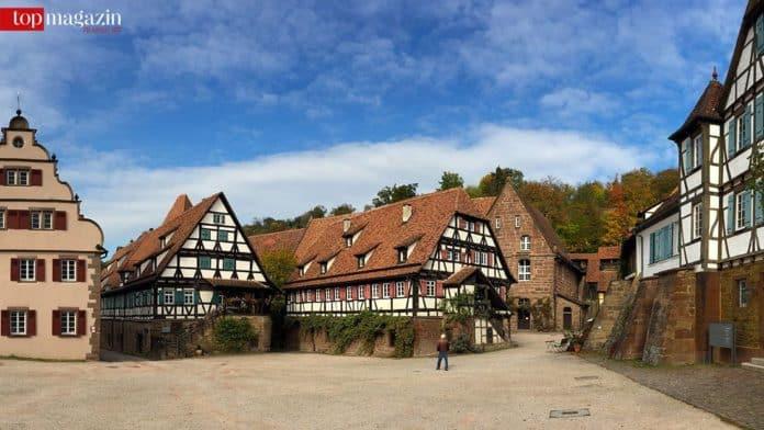 Das Klosterensemble Maulbronn