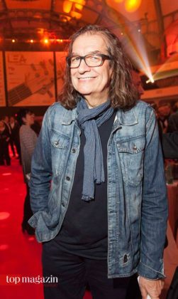 Regisseur Hannes Rossacher begleitete die Udo Lindenberg-Tour.