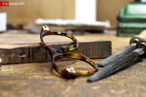 Blick für Qualität - Brillenträger greifen mittlerweile häufiger zu Manufakturware.